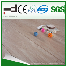 12mm Oak Gold Eir Sparking Wax V-Bevelled European Style Water Proof Laminate Floor