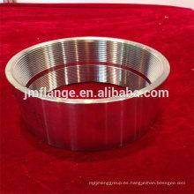 Zócalo de acero inoxidable unión simple (spu)