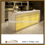 Customized wooden mini bar cabinet hotel furniture                                                                                                         Supplier's Choice