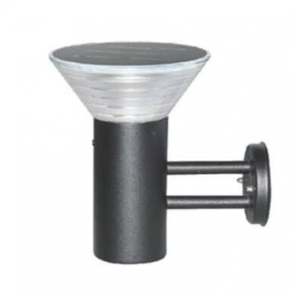Outdoor Motion Sensor 3.5W LED Solar Wall Lamp