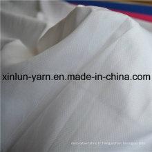 Tissu élastique tricoté par 4 de nylon pour la doublure de sofa