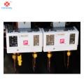 Refroidisseur à vis industriel 60 tonnes refroidi par eau