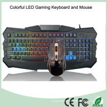 Top Selling Colorful LED Backlight Computer Gaming Keyboard (KB-903EL-C)