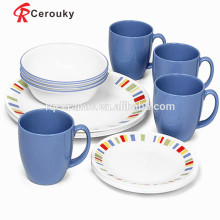 America hot sale wedding dinner set