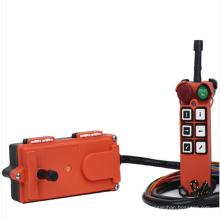 Controle remoto de rádio sem fio industrial para o guindaste de ponte