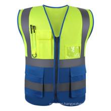 Hi-Viz Safety Wear Reflective High Visibility Safety Vests