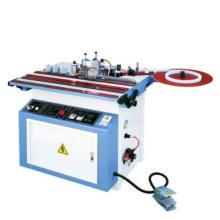 Máquina de fiação de borda manual de uso da madeira para o painel de móveis
