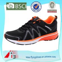 2016 new design lightweight men track shoes