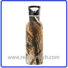 Бутылка воды питьевой/путешествия/велосипеды алюминиевые (R-4041)
