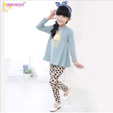 Großhandelskleidungs-Kindermädchen-Tierdruck-Hosen, Mädchen-dünne Hosen