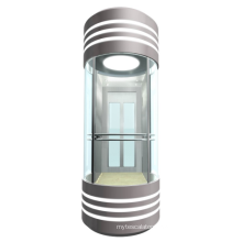 New design Passenger panoramic home lift house elevator with full sightseeing