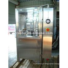 Máquina automática de enchimento de cápsulas