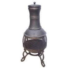 Чугунное литье Chimenea (FSL-040) Стальная химея Fire Fire