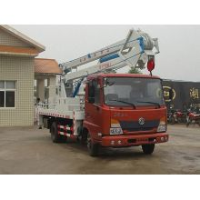 Dongfeng crawler narrow extended boom lift vehicle