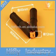 004 Clip de cargador de batería Abrazadera de cocodrilo 30A Batería de cobre plateado Abrazaderas de cocodrilo Pinzas de cocodrilo Prueba eléctrica
