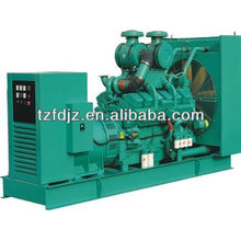KTA38 Series Open Frame Type 600KVA/480KW Natural Gas Generator Powered by Cummins Engine