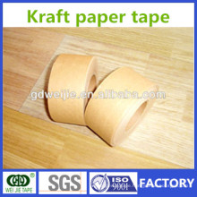 Self Adhesive Fiber Reinforced Kraft Paper Tape