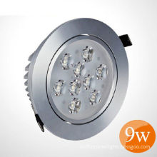 24w Smart Led Ceiling Downlights For Hospitals , Anodized Aluminum Ceiling Lamp