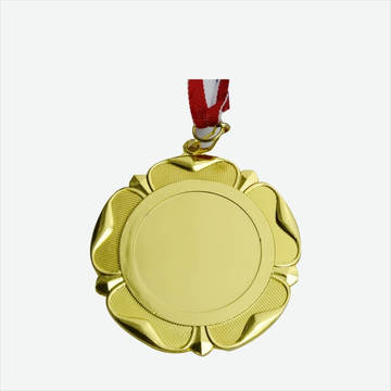Custom Metal Made Engraving Blank 60mm Medal