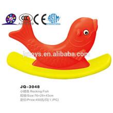 2016 Childrens cheap fish plastic animal rockers