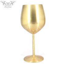 Cubilete del vino de las copas de vino del acero inoxidable del cobre 500ml