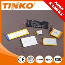 Tinko-Lithium-Polymer 3.7V 103450