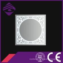 Jnh260 2016 Espejo de cristal del cuarto de baño de la manera LED del cuadrado del nuevo diseño