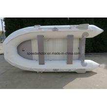 Prix du bateau gonflable pliable en PVC