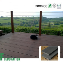 Cladco WPC Wood Plastic Composite Decking Floor