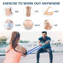 Exercise Loop Cotton Long Fabric Resistance Band