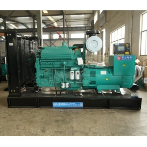 Hot sale reasonable price for Open Type Generator 460kw cummins power generation export to Kazakhstan Wholesale