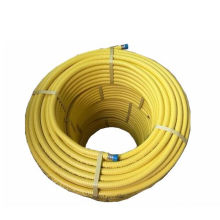 Flexible Corrugated Stainless Steel Gas Pipeline