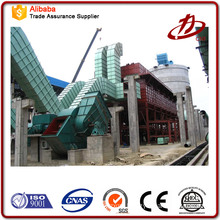 Dust removal bag type dust separator system