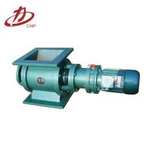 Válvula coletor de pó industrial / descarga de poeira da válvula rotativa