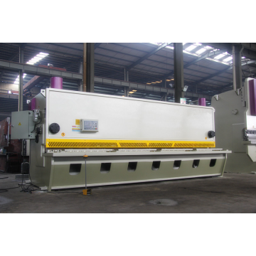 Lembar sheel warna Shearing Machine