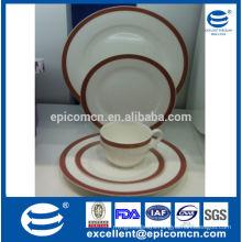 tableware factory in China, wholesale china tableware set, ceramic tableware manufacture new bone China