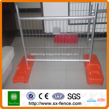 hot dip galvanized temporary fencing