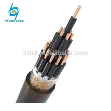 BS5308 1.5mm 2.5mm pair Cu drain wire XLPE IS OS SWA LSZH Armoured Instrument Cable