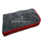 Wholesale Coral Fleece Microfiber Car Drying Towel Cloth