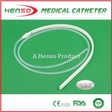 HENSO - Tubo de drenaje plano y fluido de silicona
