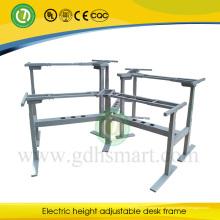 muebles de oficina diseños de mesa diseños inteligentes muebles de oficina altura eléctrica marco de escritorio ajustable