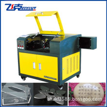 Polyester Cloth Fabric Leather Laser Engraving Machine Laser Engraver