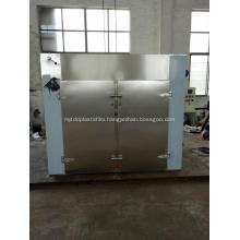 air circulating oven for plastic resin