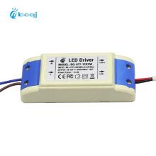 boqi led driver 25w 30-42v 650ma 18w 20w 24w 25w for led downlight CE FCC SAA
