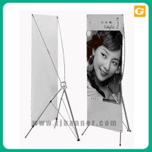 x-bannière / mini x bannière stand / x taille de la bannière