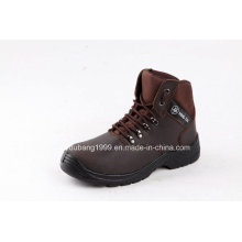 2015 China Sport Safety Shoes with Good Quality Leather