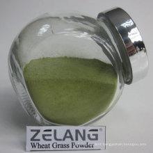 100% Organic Wheat Grass Powder