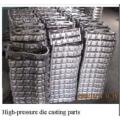 Fundición de aluminio de alta presión con recubrimiento