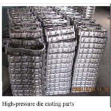 High-Pressure Aluminum Die Casting with Coating