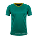 2017 новый пользовательский дизайн футболки сублимационной печати полиэстер обычная рубашка